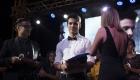 Esteban Araya, de sólo 15 años, fue el ganador del primer lugar de este primer certamen organizado en Puente Alto por la Concejal Caroline Lara (FOTO: Israel Vilches, Cosmovisión)