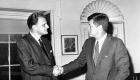 #35. JOHN F. KENNEDY (1917–1963) | DEMOCRATA | 1961–1963