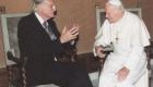 Graham y Juan Pablo II