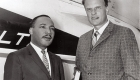 Billy Graham y Martin Luther King Jr.